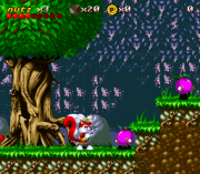 Cheats for Mr. Nutz SNES