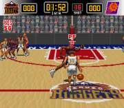 Cheats for NBA Give 'N Go SNES