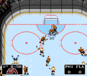 Cheats for NHL '94 SNES