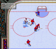 Cheats for NHL '97 SNES