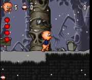 Cheats for Porky Pig's Haunted Holiday SNES