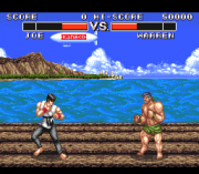 Cheats for Power Moves SNES