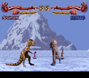 Cheats for Primal Rage SNES