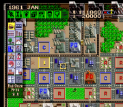 Cheats for SimCity SNES