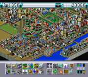 Cheats for SimCity 2000 SNES