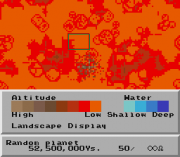Cheats for Sim Earth – The Living Planet SNES