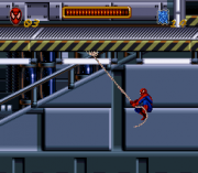 Cheats for Spider-Man SNES