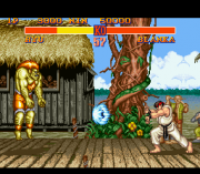 Cheats for Street Fighter II – The World Warrior SNES