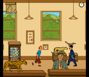 Cheats for The Adventures of Tintin – Prisoners of SNES