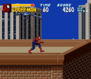 Cheats for The Amazing Spider-Man – Lethal Foes SNES