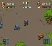 Cheats for The Chaos Engine SNES