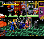 Cheats for The Combatribes SNES