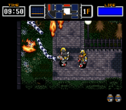 Cheats for The Firemen SNES