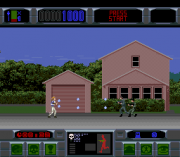 Cheats for The Lawnmower Man SNES