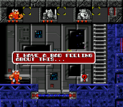 Cheats for The Lost Vikings SNES