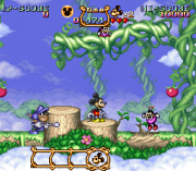 Cheats for The Magical Quest Starring Mickey Mouse SNES