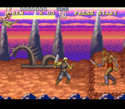 Cheats for The Pirates of Dark Water SNES