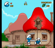 Cheats for The Smurfs SNES