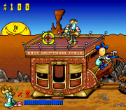 Cheats for Tin Star SNES