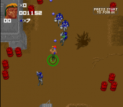 Cheats for Total Carnage SNES
