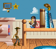 Cheats for Toy Story SNES