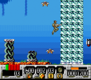 Cheats for Universal Soldier (unreleased) SNES