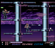 Cheats for WolfChild SNES