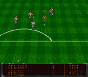 Cheats for World Soccer 94 Road to Glory SNES