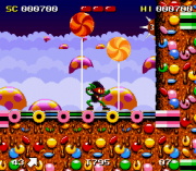 Cheats for Zool – Ninja of the Nth Dimension SNES