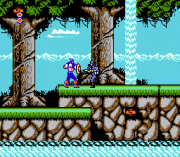 Play Captain America and the Avengers (NES) Online