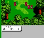 Play Dark Lord (english translation) (NES) Online