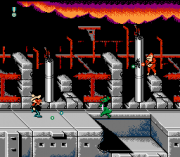 Play Darkwing Duck 2 (Contra Hack) (NES) Online