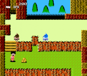 Play Dragon Ball – Dragon Mystery (NES) Online
