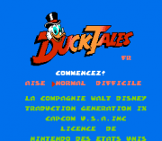 Play Duck Tales – Revision (NES) Online