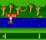 Play Family Trainer 1 – Athletic World (NES) Online