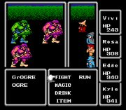 Play Final Fantasy – A Heroes Quest (NES) Online