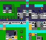 Play Final Fantasy – The Dawn Warriors (NES) Online