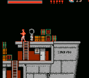 Play Indiana Jones and the Last Crusade (Taito) (NES) Online