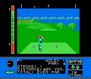 Play Jack Nicklaus' Greatest 18 Holes of Major Championship G (E) (NES) Online