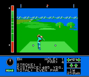 Play Jack Nicklaus' Greatest 18 Holes of Major Championship Golf (NES) Online