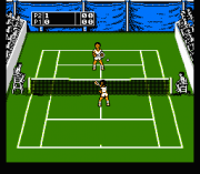 Play Jimmy Connors Tennis (NES) Online