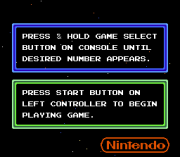 Play M82 Game Selectable Working Product Display (NES) Online