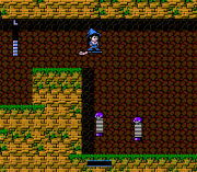 Play Magical Doropie (english translation) (NES) Online