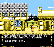 Play Magician (NES) Online