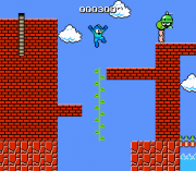 Play Mega Man – The Return of Wily (NES) Online