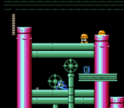 Play Mega Man IV – After In Indonesia (NES) Online