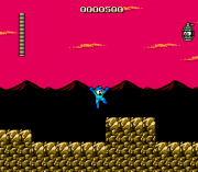 Play Mega Man Reloaded (NES) Online