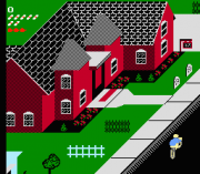 Play Paperboy (NES) Online