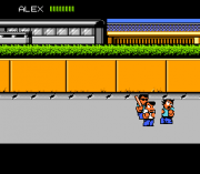 Play River City Ransom (NES) Online