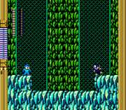 Play Rockman 2 Claw – Wild Version (Boss Only) (NES) Online